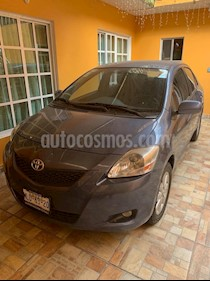 Toyota Yaris Sedan Premium usado (2012) color Azul precio $125,000