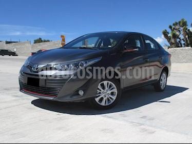 Foto venta Auto usado Toyota Yaris Sedan S (2019) color Gris Metalico precio $238,000