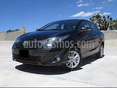 Foto venta Auto usado Toyota Yaris Sedan S (2018) color Negro precio $225,000