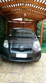 Toyota Yaris Sport 1.3 GLi 3P usado (2009) color Gris Oscuro precio $3.900.000