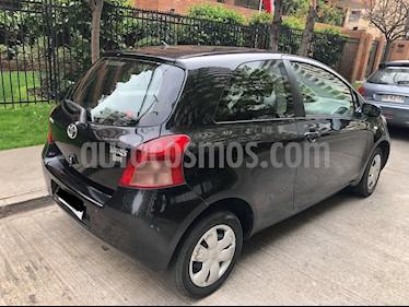Foto Toyota Yaris Sport 1.3 GLi 3P usado (2008) color Negro precio $3.700.000
