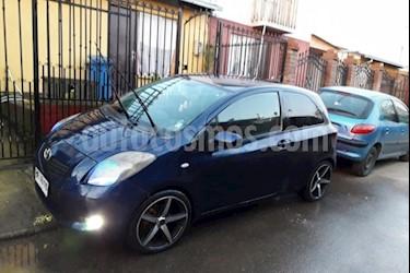 Toyota Yaris Sport 1.3 XLi 3P usado (2008) color Azul precio $3.300.000