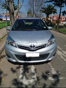 Foto venta Auto usado Toyota Yaris Sport 1.3 XLi 3P (2012) color Plata Metalico precio $4.700.000