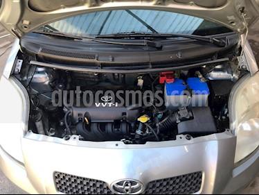 Toyota Yaris Sport 1.3 XLi 3P usado (2008) color Plata precio $3.900.000