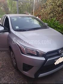 Toyota Yaris Sport 1.5 GLE Aut usado (2017) color Plata precio $8.500.000