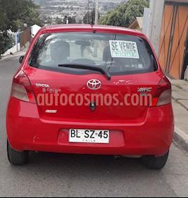 Toyota Yaris Sport 1.3 GLi 3P usado (2008) color Rojo precio $2.800.000