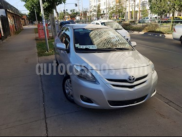 Toyota Yaris 1.5 GLi Ac usado (2008) color Plata precio $4.600.000