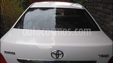 Toyota Yaris 1.5 GLi  usado (2008) color Blanco precio $3.700.000