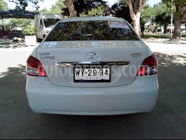 Toyota Yaris 1.5 GLi  usado (2007) color Blanco precio $4.400.000