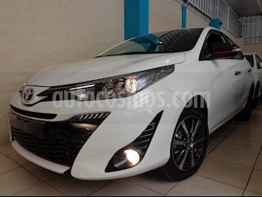 Foto venta Auto usado Toyota Yaris 1.5 S CVT (2019) color Blanco Perla precio $912.500