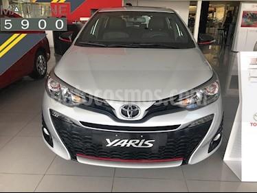 Foto venta Auto usado Toyota Yaris 1.5 S CVT (2019) color Gris Claro precio $1.004.100