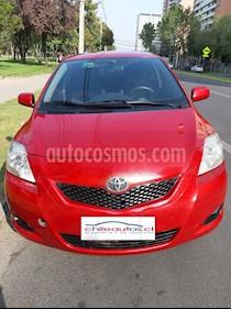Toyota Yaris 1.5 XLi  usado (2009) color Rojo precio $4.000.000