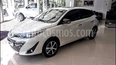 foto Toyota Yaris 1.5 XS usado (2019) color Gris Plata  precio $620.000