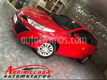 Foto venta Auto usado Toyota Yaris 1.5 XS (2019) color Rojo precio $630.000