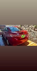 Foto venta Auto usado Toyota Yaris 1.5L Aut HB (2018) color Rojo precio u$s22.000