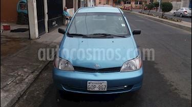 Toyota Yaris 1.5L Aut usado (2003) color Celeste precio u$s8.500