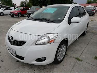 Foto venta Auto usado Toyota Yaris 5P 1.5L Core Aut (2016) color Blanco precio $140,000