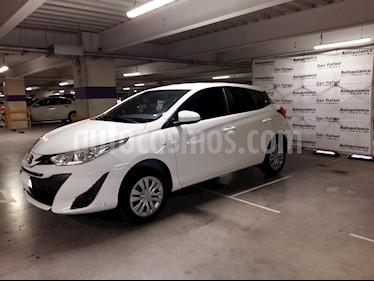 Foto venta Auto Seminuevo Toyota Yaris 5P 1.5L Core Aut (2018) color Blanco precio $215,000