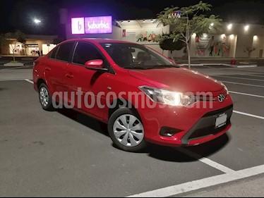 Foto venta Auto usado Toyota Yaris 5P 1.5L Core Aut (2014) color Rojo precio $195,000