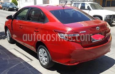Toyota Yaris 5P 1.5L Core Aut usado (2017) color Rojo precio $182,000
