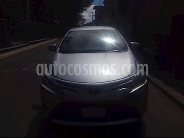 Foto venta Auto usado Toyota Yaris 5P 1.5L Core Aut (2017) color Plata precio $200,000