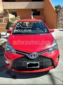 Toyota Yaris 5P 1.5L Core usado (2016) color Rojo precio $168,000