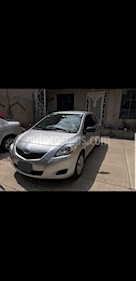 Foto venta Auto usado Toyota Yaris 5P 1.5L Core (2015) color Plata precio $130,000