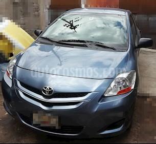 Foto Toyota Yaris 5P 1.5L Core usado (2008) color Azul precio $95,000