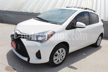 Foto venta Auto usado Toyota Yaris 5P 1.5L Core (2016) color Blanco precio $159,000