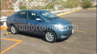 Toyota Yaris 5P 1.5L Premium Aut usado (2012) color Azul precio $124,000