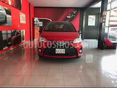 Foto venta Auto usado Toyota Yaris 5P 1.5L Premium Aut (2016) color Rojo precio $150,000