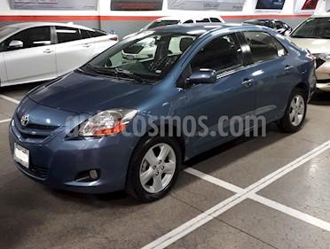 Toyota Yaris 5P 1.5L Premium usado (2008) color Azul precio $98,000