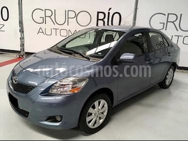 Foto venta Auto usado Toyota Yaris 5P 1.5L Premium (2014) color Azul precio $149,000
