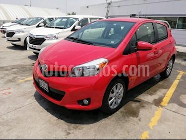 Foto venta Auto usado Toyota Yaris 5P 1.5L Premium (2014) color Rojo precio $165,000