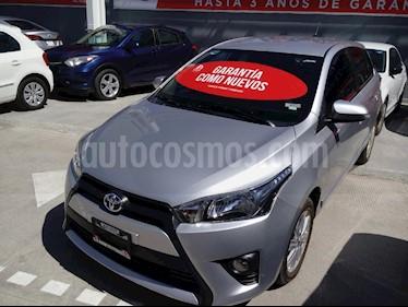 Foto venta Auto Seminuevo Toyota Yaris 5P 1.5L S Aut (2017) color Plata precio $209,000