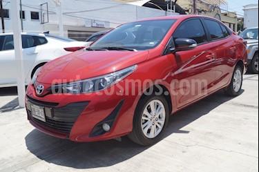 Foto venta Auto usado Toyota Yaris 5P 1.5L S Aut (2019) color Rojo precio $245,000