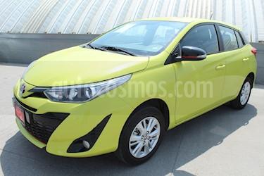 Foto venta Auto usado Toyota Yaris 5P 1.5L S Aut (2019) color Verde precio $272,000