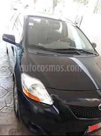 Toyota Yaris 5P 1.5L S Aut usado (2011) color Negro precio $120,000