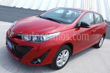 Foto venta Auto usado Toyota Yaris 5P 1.5L S Aut (2019) color Rojo precio $268,894