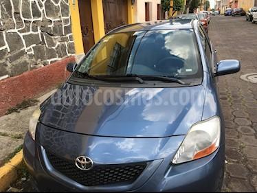 Toyota Yaris 5P 1.5L S Aut usado (2011) color Azul precio $50,000