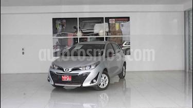 Foto venta Auto usado Toyota Yaris 5P 1.5L S Aut (2018) color Plata precio $228,000
