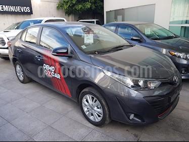 Foto venta Auto Seminuevo Toyota Yaris 5P 1.5L S (2018) color Gris precio $235,000