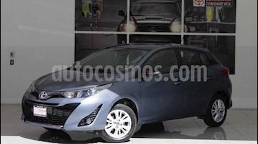 Foto venta Auto usado Toyota Yaris 5P 1.5L S (2019) color Azul precio $255,000