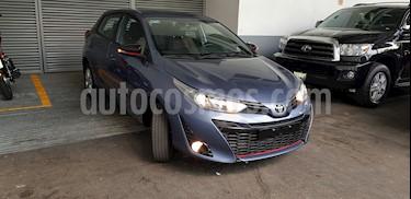 Foto venta Auto usado Toyota Yaris 5P 1.5L S (2019) color Azul precio $265,000