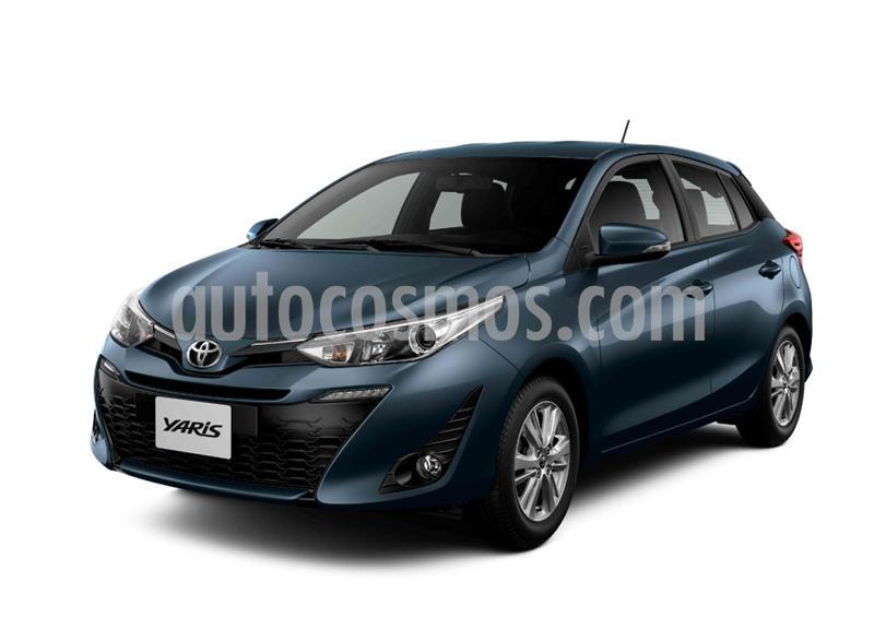 Toyota Yaris 1.5 XLS CVT nuevo color A eleccion precio $1.519.600