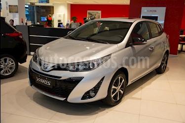 Toyota Yaris 1.5 S usado (2019) color A eleccion precio $1.455.100