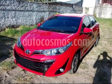 Toyota Yaris 1.5 XLS usado (2018) color Rojo precio $950.000