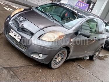 Toyota Yaris XL Sport  usado (2009) color Gris precio $3.000.000