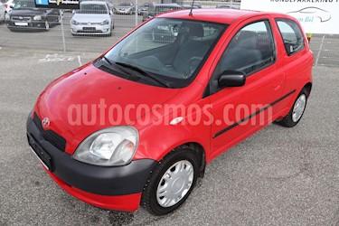 Toyota Yaris (Linea Sol) L4,1.3i,16v A 2 1 usado (2001) color Rojo precio u$s1.800