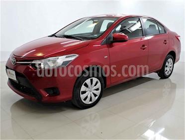 Toyota Yaris 5P 1.5L Core Aut usado (2017) color Rojo precio $160,000